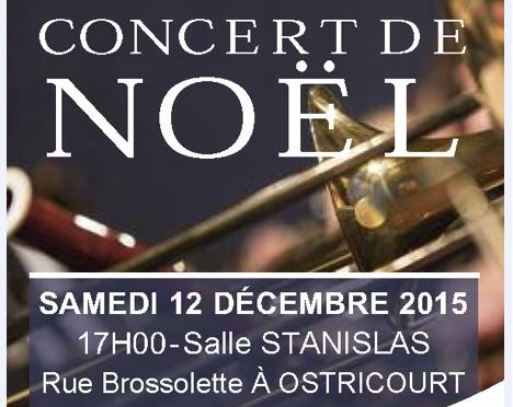 Concert Noël Stanislas 2015